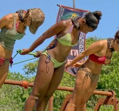 To reality-show Survivor