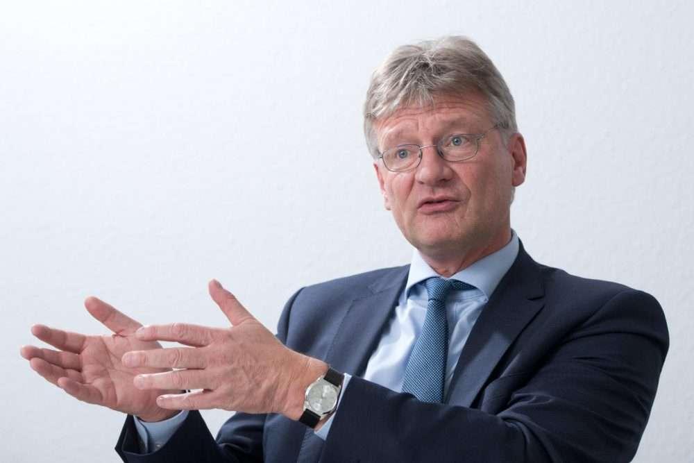 Jörg Meuthen - Πρόεδρος του AfD