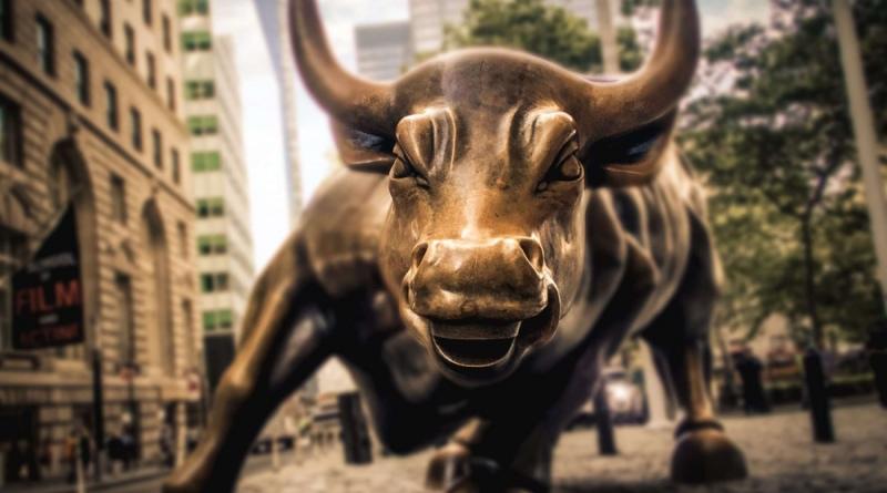 Ο ταύρος της Wall Street