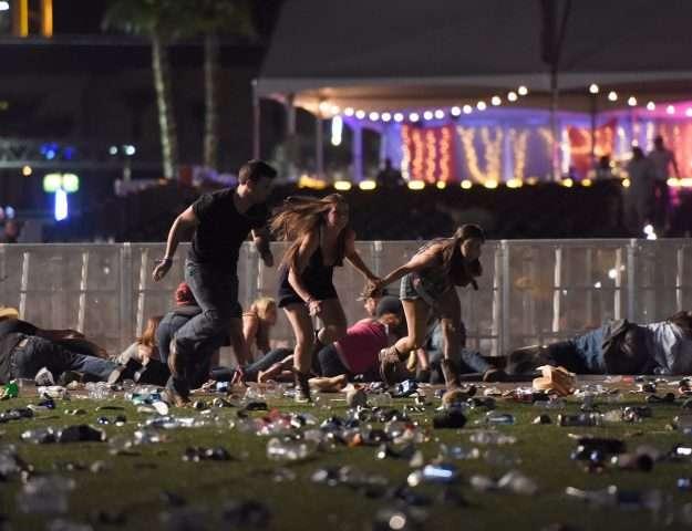 Μακελειό στο Λας Βέγκας (Getty Images)