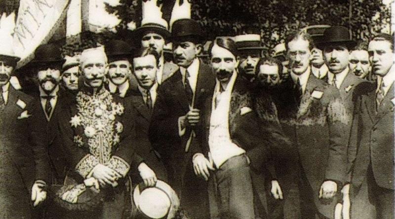 Επίστρατοι το 1916